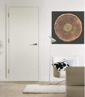 White RAL9010 Fire Doors - Classic White Finish
