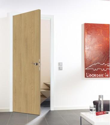 Natural Oak Fire Rated Doors