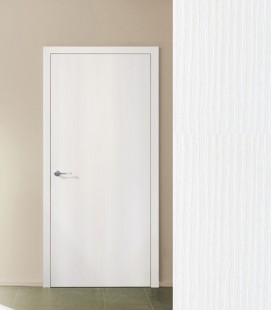 Effect White FD30 Doors - White Finish