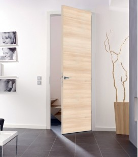 Acacia FD30 Internal Doors - Horizontal Wood Grain