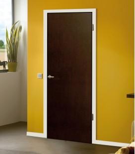 Dark Oak Chocolate Veneer Fire Rated Door