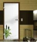 Internal Clear Glass Doors