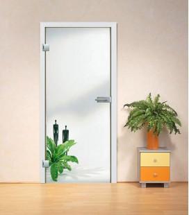 Frameless Internal Glass Doors
