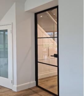 Industrial Style Single Hinged Doors