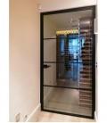 The Pyro Industrial Style Single Door